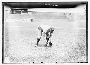 Bill Sweeney (infielder) - Image: Pitcher Sweeney