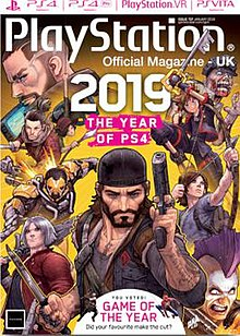 Playstation Official Magazine January 2019 cover.jpg