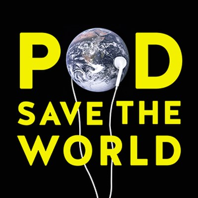 Picture of a podcast: Pod Save The World