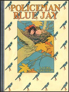 <i>Policeman Bluejay</i> book by L. Frank Baum