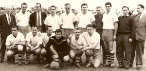 Western Eagles FC - Image: Polonia 1960 Victorian Champions
