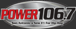 KTKX - Power 106.7 logo