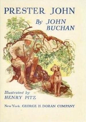 Prester John (novel) - Image: Prester John