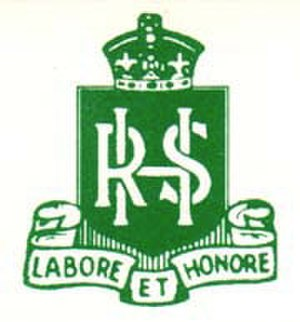 Randwick Boys High School - Randwick Boys High School Crest