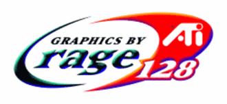 ATI Rage - ATI Rage 128 logo