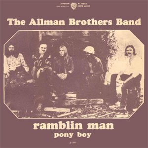 Ramblin' Man (The Allman Brothers Band song) - Image: Ramblin'Mancover