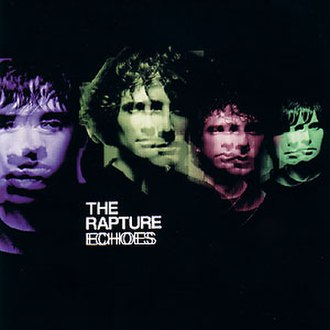 Echoes (the Rapture album) - Image: Rapture echoes
