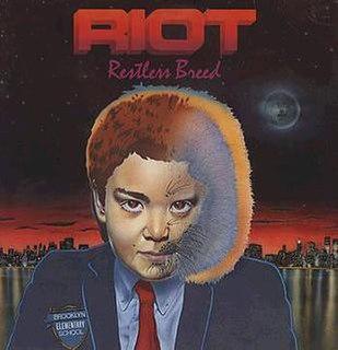 <i>Restless Breed</i> 1982 studio album by Riot