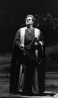 Richard Cassilly American opera singer