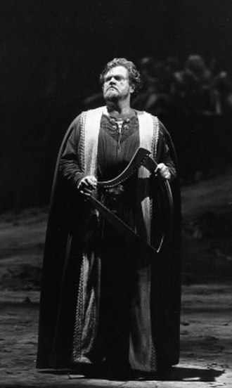 Richard Cassilly - Richard Cassilly as Tannhäuser at the Metropolitan Opera in 1978.