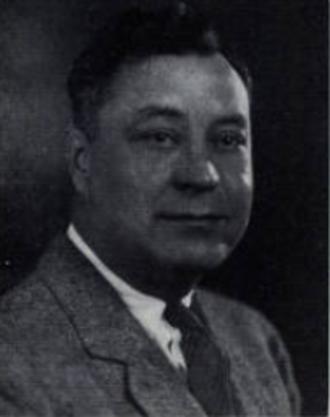 Robert L. Mathews - The Archive 1928, Saint Louis yearbook
