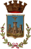 Coat of arms of Rocca Imperiale