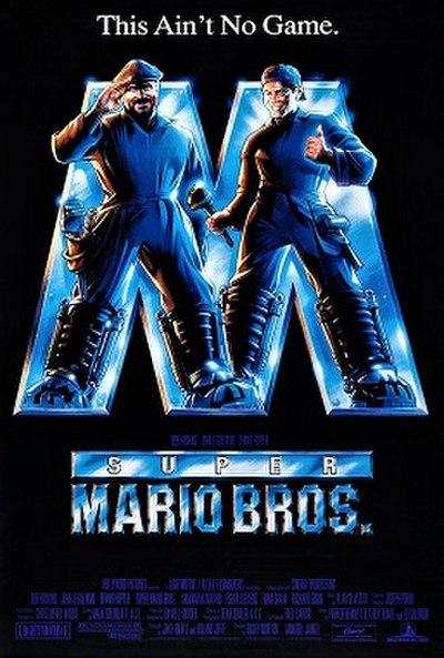 Picture of a movie: Super Mario Bros.