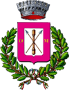 Coat of arms of San Rufo