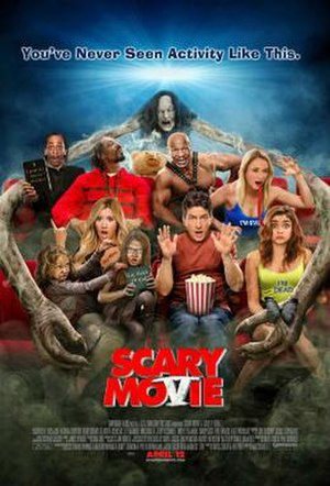 Scary Movie 5 - Image: Scary Movie 5