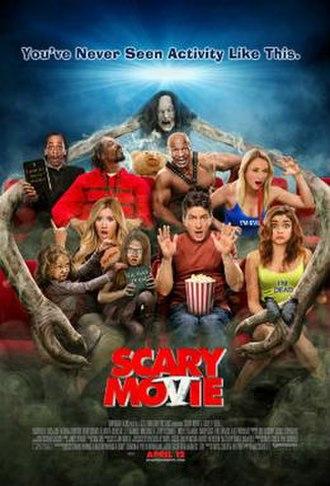 Scary Movie 5 - Image: Scary Movie 5