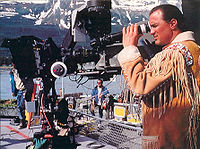Seagal as director and star of the 1994 environmental thriller, On Deadly Ground
