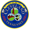 Official seal of Cleveland, Tennessee
