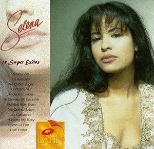 12 Super Éxitos - Image: Selena 12 Ex