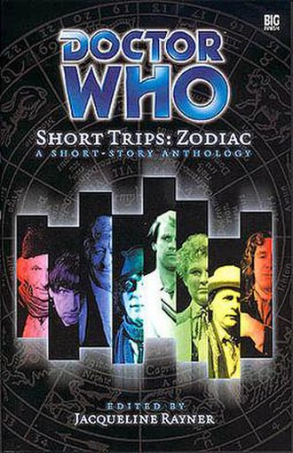 Big Finish Short Trips - Short Trips: Zodiac was the first anthology in the Big Finish-produced Short Trips range.