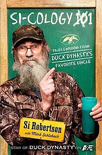 <i>Si-cology 1</i> book by Si Robertson