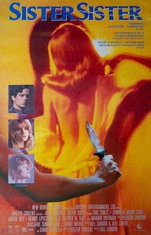 Sister, Sister (1987 film) - DVD cover