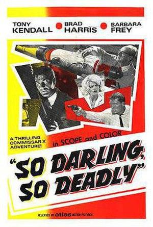 Kommissar X – In den Klauen des goldenen Drachen - Film poster
