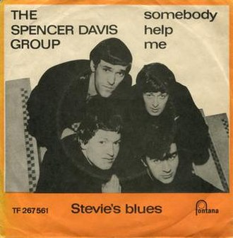 Somebody Help Me - Image: Somebody help me Spencer Davis