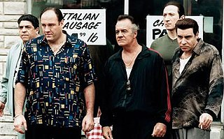 House Arrest (<i>The Sopranos</i>) 11th episode of the second season of The Sopranos
