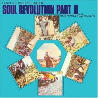 Soul Revolution - Image: Soul Revolution II