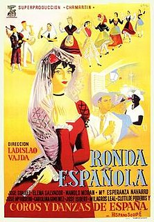 <i>Spanish Serenade</i> 1952 film by Ladislao Vajda