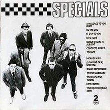 Specials songs list