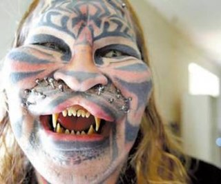 Stalking Cat American man who was best known for extensive body modifications