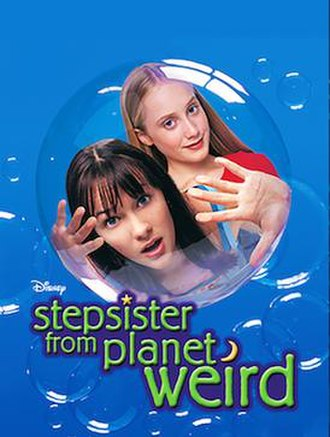 Stepsister from Planet Weird - Film poster