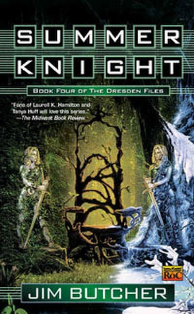 Picture of a book: Summer Knight