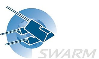 Swarm (spacecraft) - Image: Swarm logo