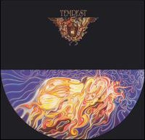 Tempest (UK band) - Image: Tempest cover