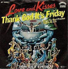 Thank God Its Friday Love Kisses Song Wikipedia