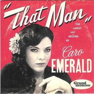 That Man (song) - Image: That Man (Caro Emerald single