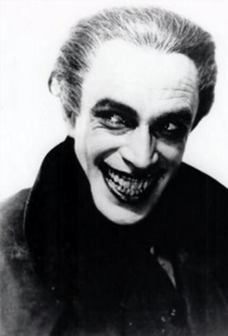 The Man Who Laughs (1928 film) - Conrad Veidt as Gwynplaine, the 1940 inspiration for the comic book nemesis of Batman, The Joker