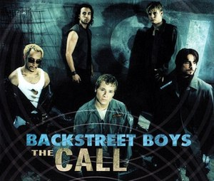The Call (Backstreet Boys song) - Image: The Call BSB
