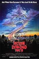 Picture of a movie: Return Of The Living Dead: Part II
