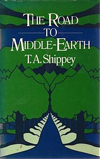 <i>The Road to Middle-Earth</i>
