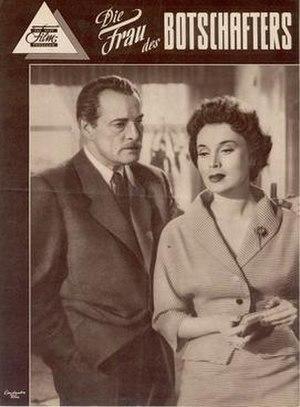 The Ambassador's Wife (film) - Image: The Ambassador's Wife (film)