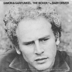 The Boxer - Image: The Boxer (Simon & Gafunkel single) coverart