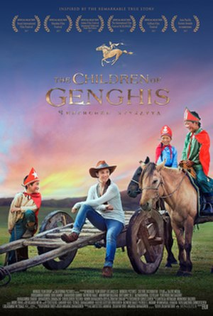 The Children of Genghis - Film poster