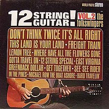 The FolkSwingers 12 String Guitar! Vol. 2 album cover.jpg