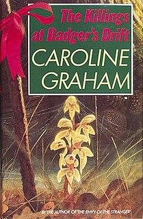 <i>The Killings at Badgers Drift</i> Book by Caroline Graham