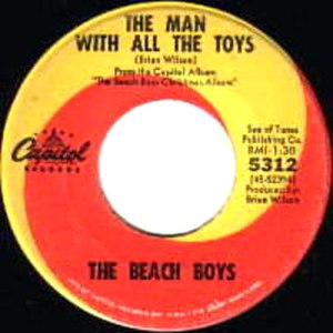 The Man with All the Toys - Image: The Man with All the Toys cover