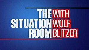 The Situation Room with Wolf Blitzer - Title card